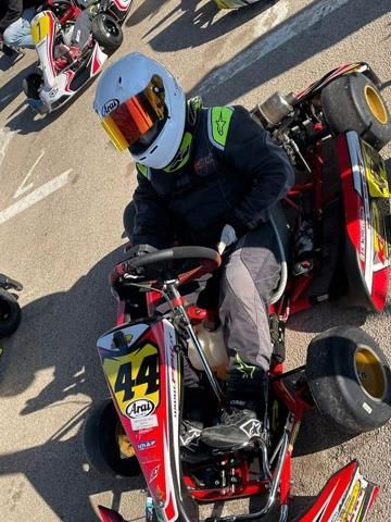 Anche i fratelli Norelli sul Kartodromo Iscaro il 10 e 11 aprile 2021