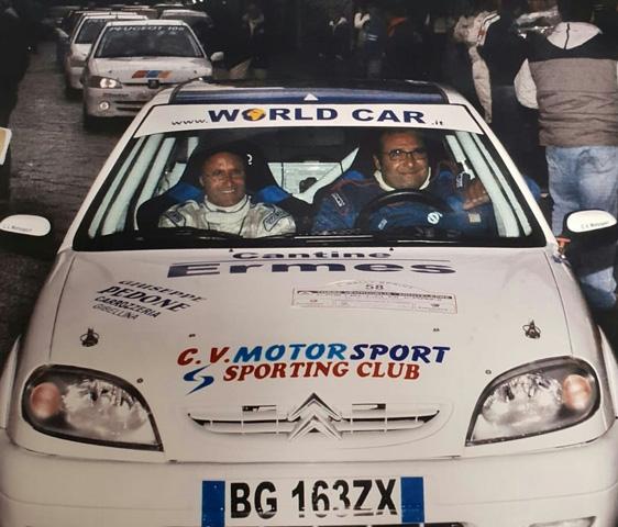 Ritorno alle gare per il veterano : Antonino Bonino