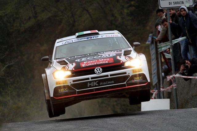 """XRace Sport di nuovo a segno nel tricolore rally: Rusce nella top ten del """"Sanremo"""""""