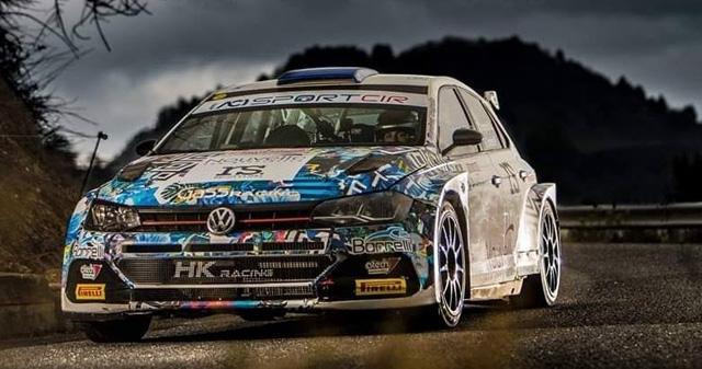 Gass Racing nella top five del Rally di Sanremo