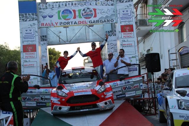 """Il 7 e 8 settembre torna il """"Rally Porta del Gargano"""". Apertura iscrizioni e tutte le novità della 9^ edizione"""