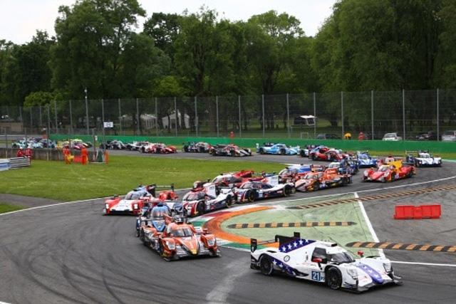 European Le Mans Series, prototipi e GT corrono la 4 Ore di Monza