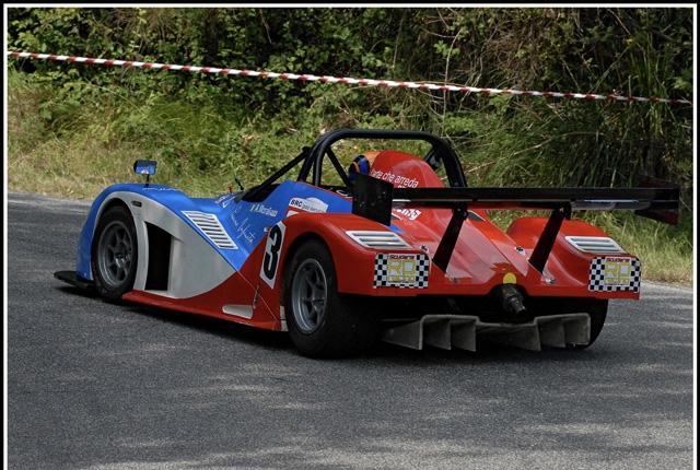 7º Slalom Civitavecchia Terme Traiane, Morali al via con RO racing.
