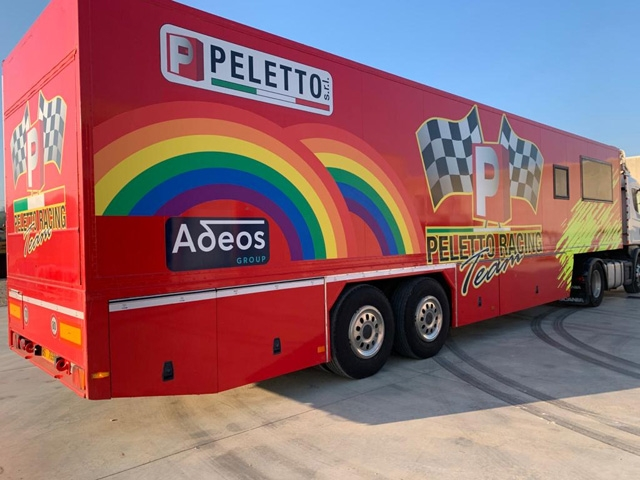 La Peletto dona beni di prima necessità per 35.000 persone
