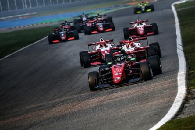 Monza, Patrick Pasma leader del fine settimana nella F. Regional