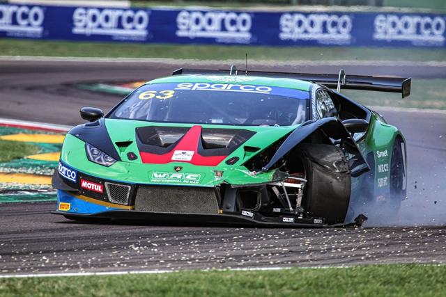 A Vallelunga la 3^ prova del Campionato Italiano Gran Turismo Endurance
