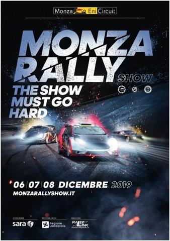 Monza Rally Show, aperte le vendite dei biglietti