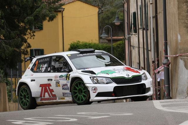 Il Rally Colline Metallifere e Val di Cornia è già pronto.