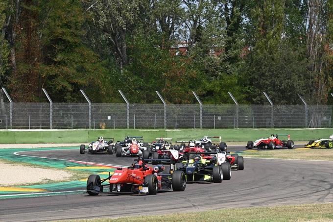 Ricca finale nel Topjet F2000 Italian Trophy