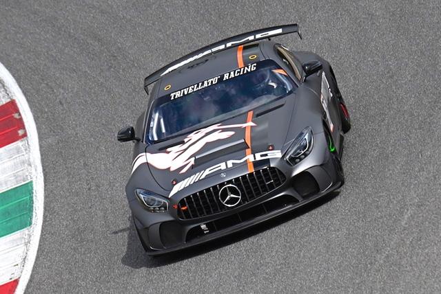 Trivellato Racing entra in azione a Misano nel Tricolore GT