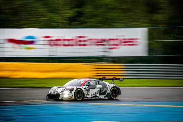 Il Fanatec GT World Challenge sarà a Brands Hatch questo fine settimana