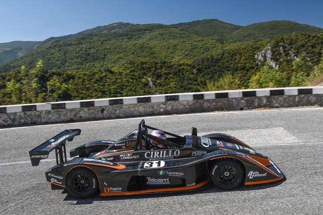 Achille Lombardi domina la classe 1000 e si aggiudica l'assoluta ProtoBike in gara due a Popoli allungando in testa al campionato