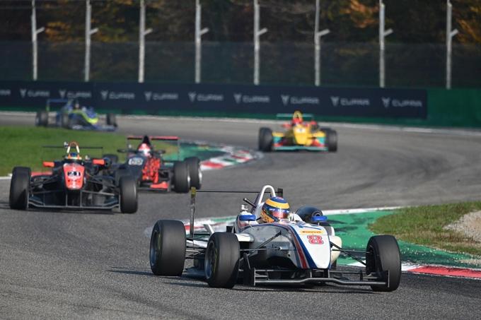 Confermato a Misano l'ultimo round del Topjet F2000 Italian Trophy