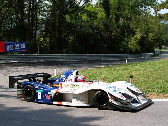 Domenica gara test per Merli in Croazia