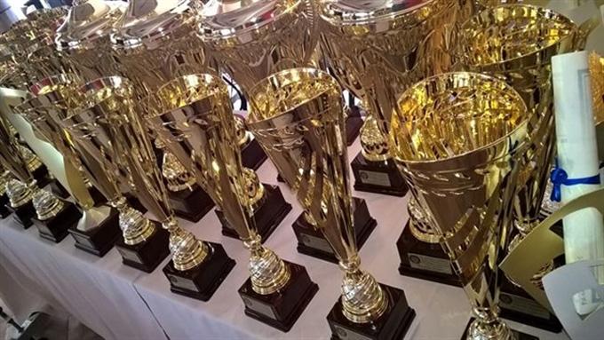 Premiazione doppia per i Campioni Siciliani auto e kart 2019 e 2020.