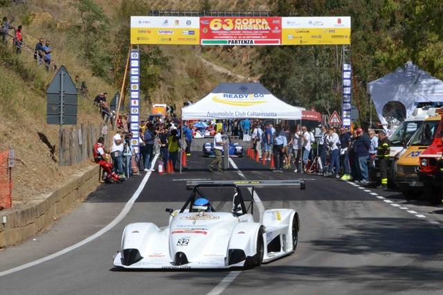Grande weekend alla 63a Coppa Nissena per la Scuderia Project Team