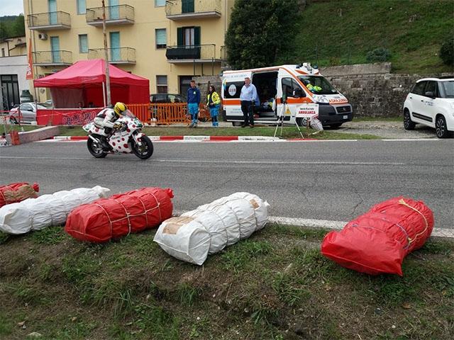 LAUREATI E PREMIATI A PIEVE S. STEFANO I CENTAURI DEL CAMPIONATO ITALIANO VELOCITÀ IN SALITA 2017, CON ROBERTO ROLFO A FESTEGGIARE SUL PODIO
