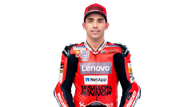 Levante Circuit ospita l'allenamento di Rinaldi e Pirro in sella alle Ducati