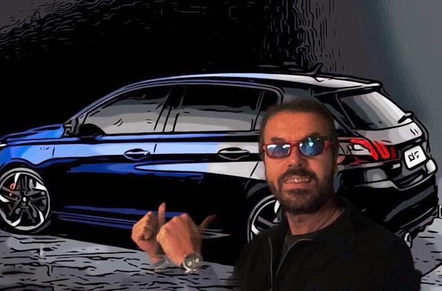 """""""The Doctor"""" e la sua nuova Peugeot 308 GTI pronti ad accendere i motori!"""