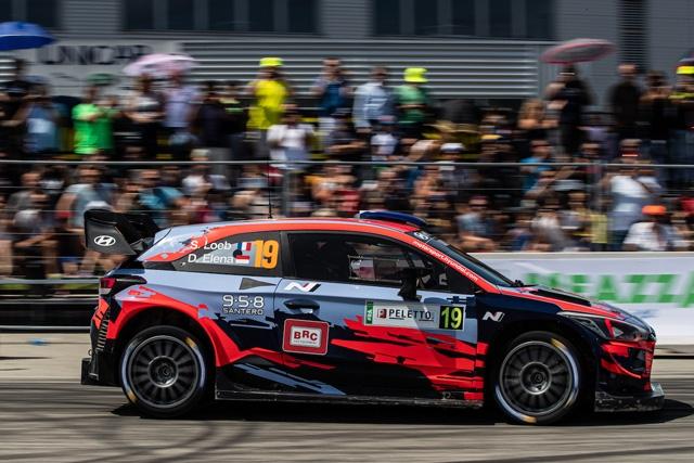 """Di nuovo """"profumo iridato"""" al Rally di Alba:confermate le vetture di Hyundai Motorsport"""