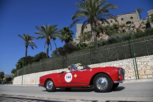 Targa Florio Classica, seconda tappa
