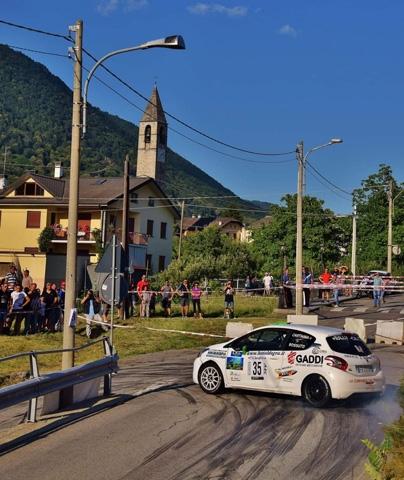 EFFERREMOTORSPORT - Castagna alla Ronde del Canavese