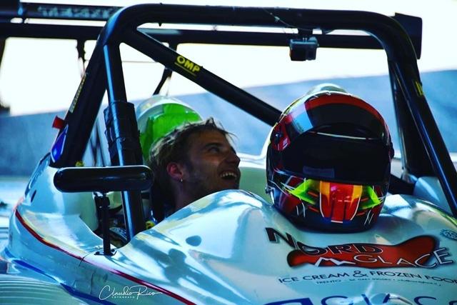 Daniele Filippetti della P&G Racing Conquista il Tivm nord Under 25 assoluto
