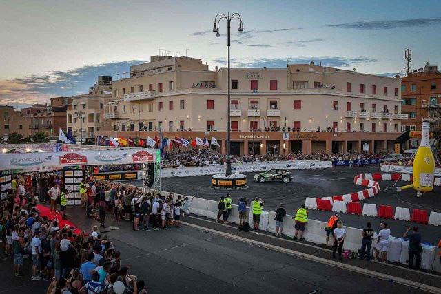 Il 7° Rally di Roma Capitale è protagonista sui media
