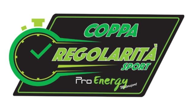 COPPA REGOLARITA' SPORT PRO ENERGY