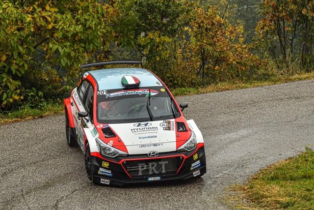I fratelli Nucita vincono la CRZ 3^ Zona al Rally 2 Vally