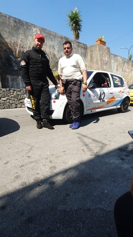 16º Rally del Tirreno, RO racing assillata dalla sfortuna.