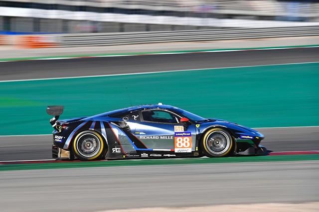 "Rovera guarda al ""doppio"" Bahrain iridato su Ferrari dopo la ELMS"