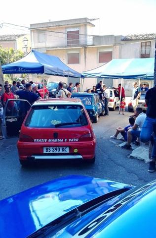 Lo Slalom Rocca Novara di Sicilia su tre manche con 106 partenti