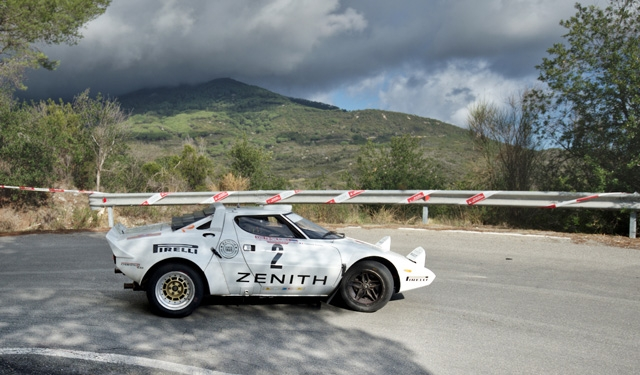 Comas-Roche (Lancia Stratos) vincono il XXIX Rallye Elba Storico-Trofeo Locman Italy
