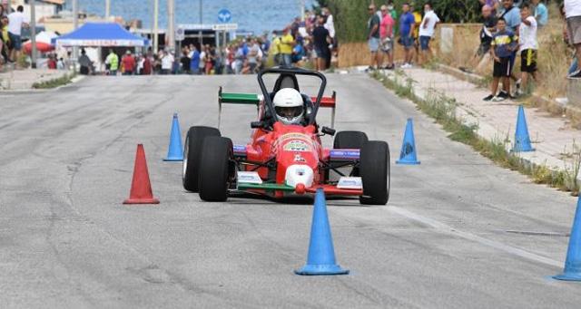 Il Campionato Siciliano Slalom incrocia il Tricolore