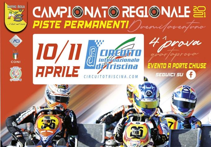 Riparte da Triscina il Campionato Regionale Karting