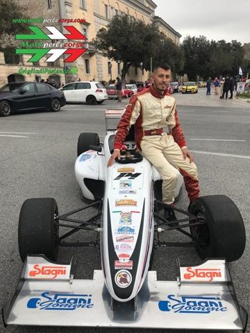 Davide Belli vince il 2°Autoslalom Pontecuti - Todi