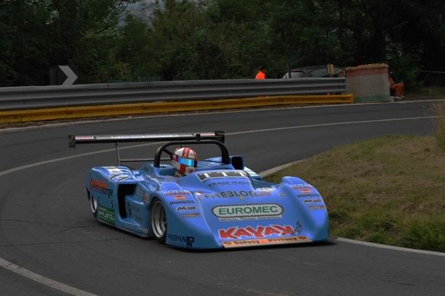 Bologna Raticosa, oggi le verifiche della prima gara del Campionato Italiano Velocità Salita Auto Storiche