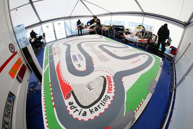 LA STAGIONE 2020 DEL TEAM DRIVER RIPARTE DALLA WSK CHAMPIONS CUP DI ADRIA.