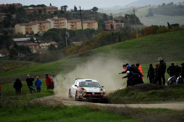 Andrea Crugnola al Monza Rally Show