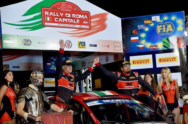 XRace Sport torna a riproporsi nel tricolore rally: Rusce/Farnocchia al via con la VW Polo R5