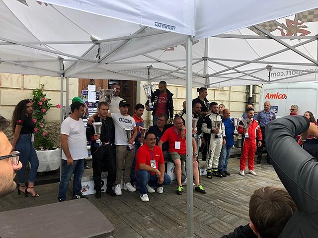 2° Slalom di Castell'Umberto: altra giornata indimenticabile per la Nebrodi Racing