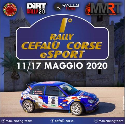 Nasce il primo Rally Cefalù Corse eSport