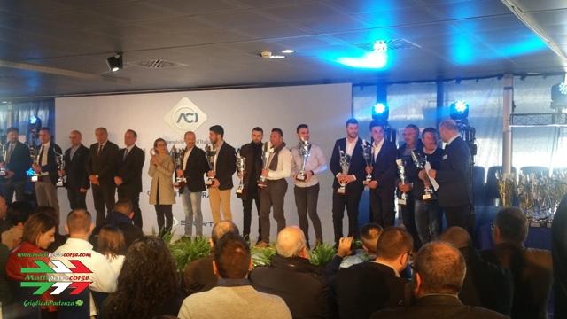Pasquale Quitadamo e Christian Rosa due montanari premiati al Monza Eni Circuit