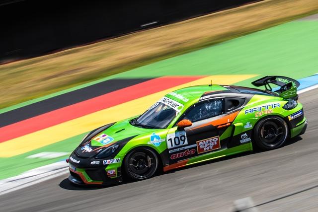Fenici domina a Hockenheim nella Porsche Sports Cup Suisse