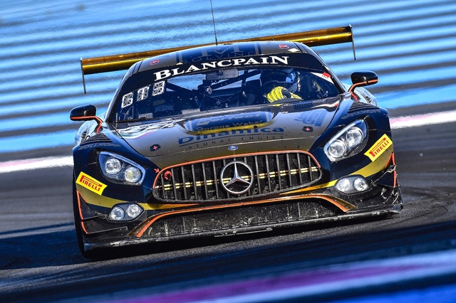 Villorba Corse ha testato la squadra per le 24 Ore di Spa e Le Mans