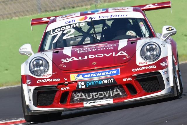 AB Racing a Misano nella Carrera Cup tra notturna e Porsche Festival