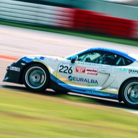"""Fenici di nuovo in pista su Porsche con """"vista"""" sul Mugello"""