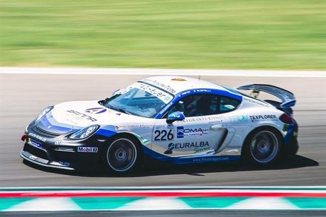 Pole e vittoria per Fenici a Imola nella Porsche Sports Cup Suisse