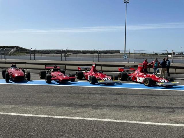 Caffi torna in F.1 al GP di Monaco Storico